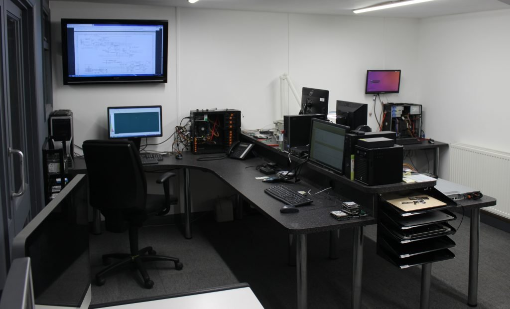 BCDM Data Recovery Lab