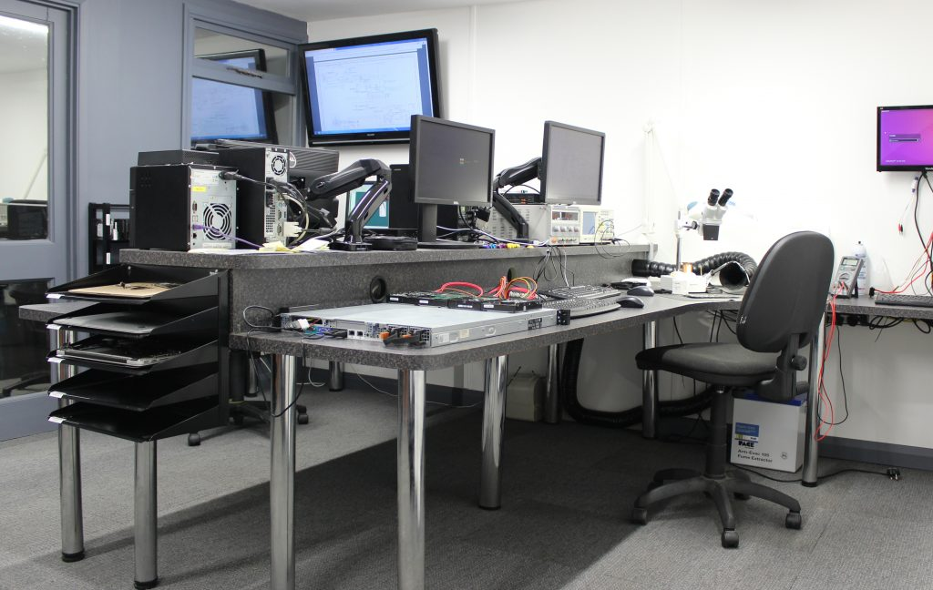 BCDM Data recovery Lab 2/2