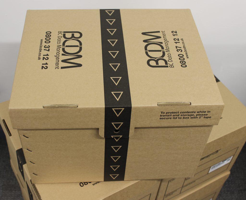 BCDM Archive Box